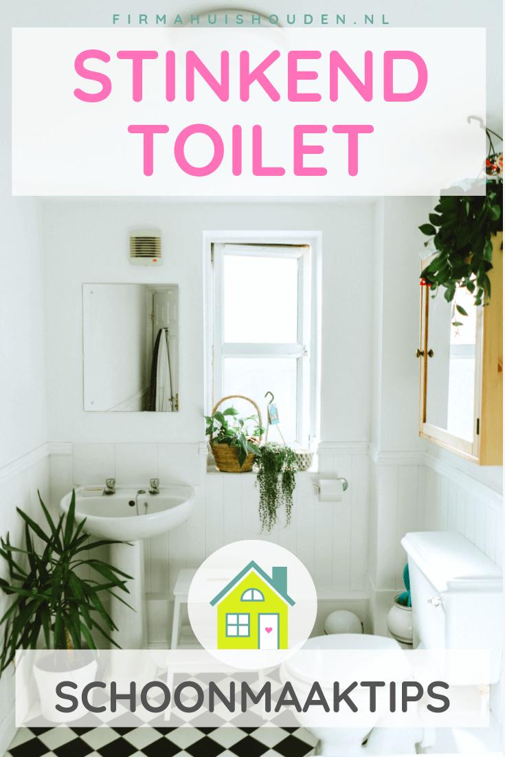 Stinkend toilet