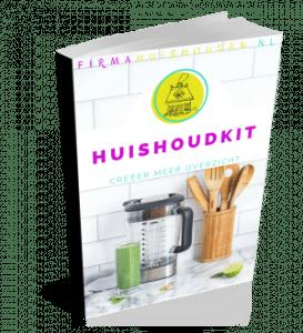 Huishoudkit voor meer overzicht - digitaal maandblad