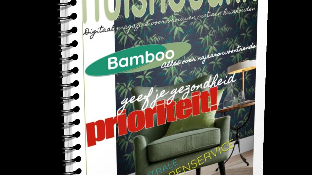 Huishoudkit en Huishoudschema september 2018 | printable