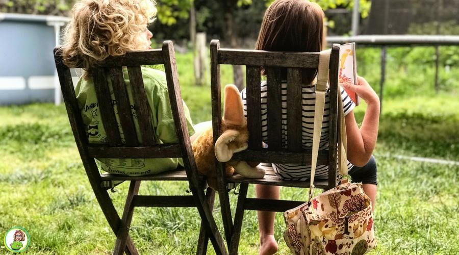 Kinderen de natuur leren verkennen | 8 redenen