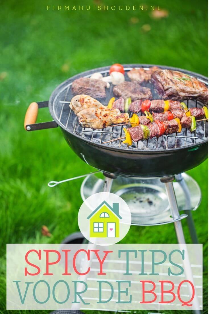 Met deze spicy tips maak je BBQ gerechten