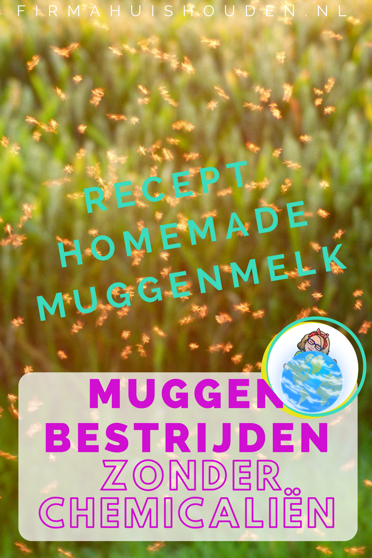 Homemade muggenmelk recept