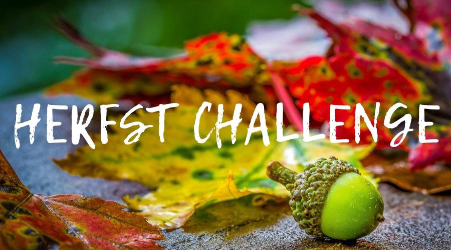Herfst challenge en huishoudschema oktober 2018