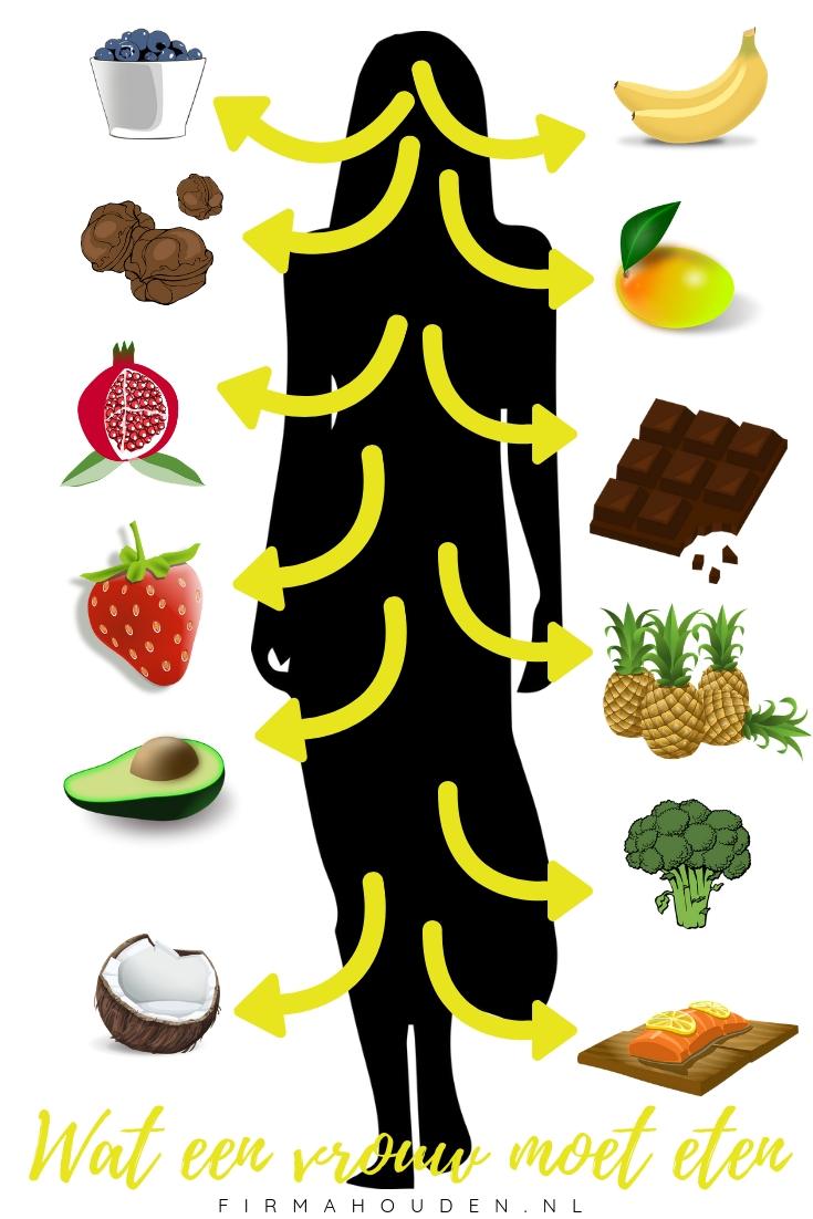 12 Voedingsmiddelen die elke vrouw eten moet