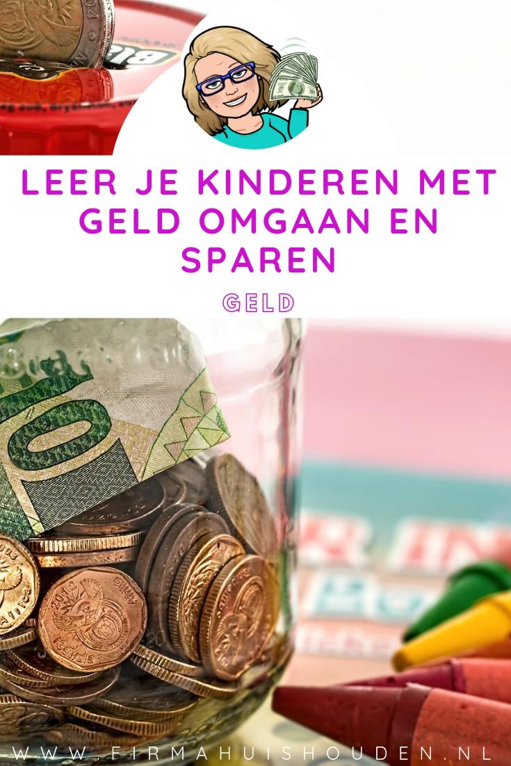 Zo leer je kinderen met geld omgaan en sparen