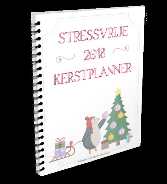 Kerstplanner 2018