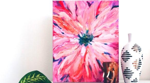 10 Manieren om een schilderij op te hangen