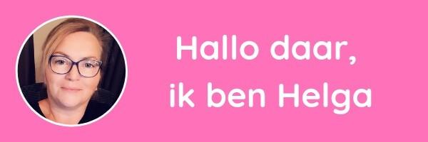 Hi, ik ben Helga Post