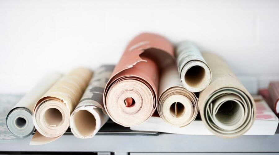 Behang of verf, de voor- en nadelen