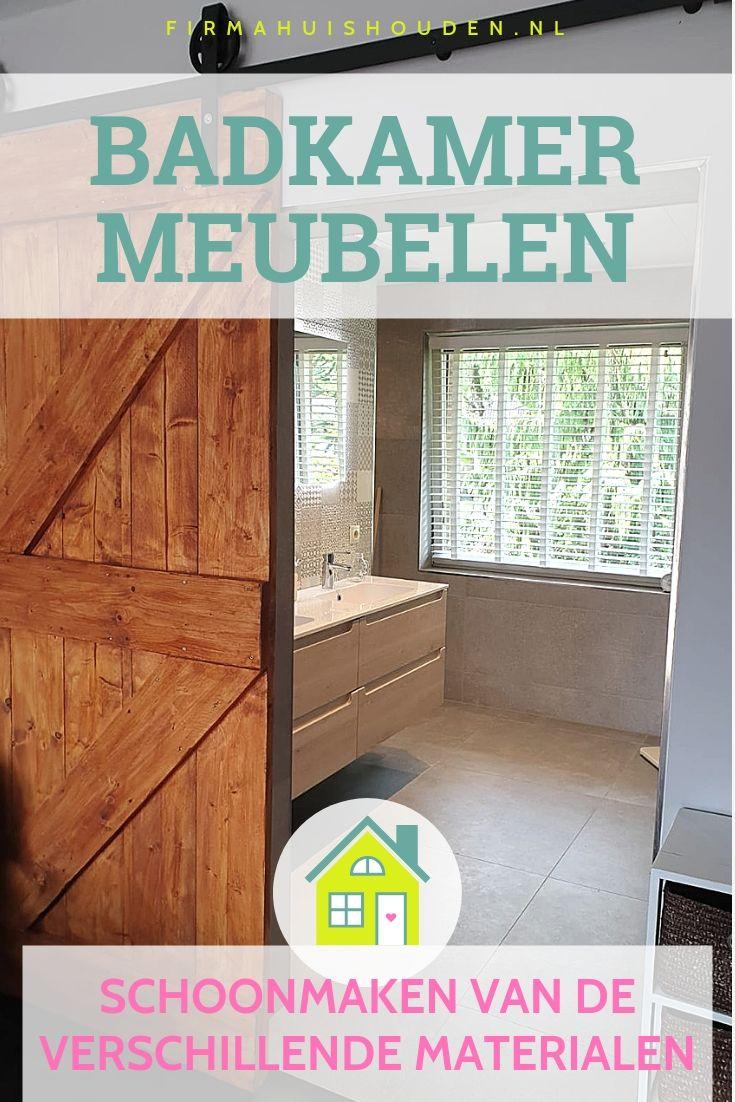Schuifdeur met barndoor ophanging, zicht vanaf slaapkamer naar badkamer