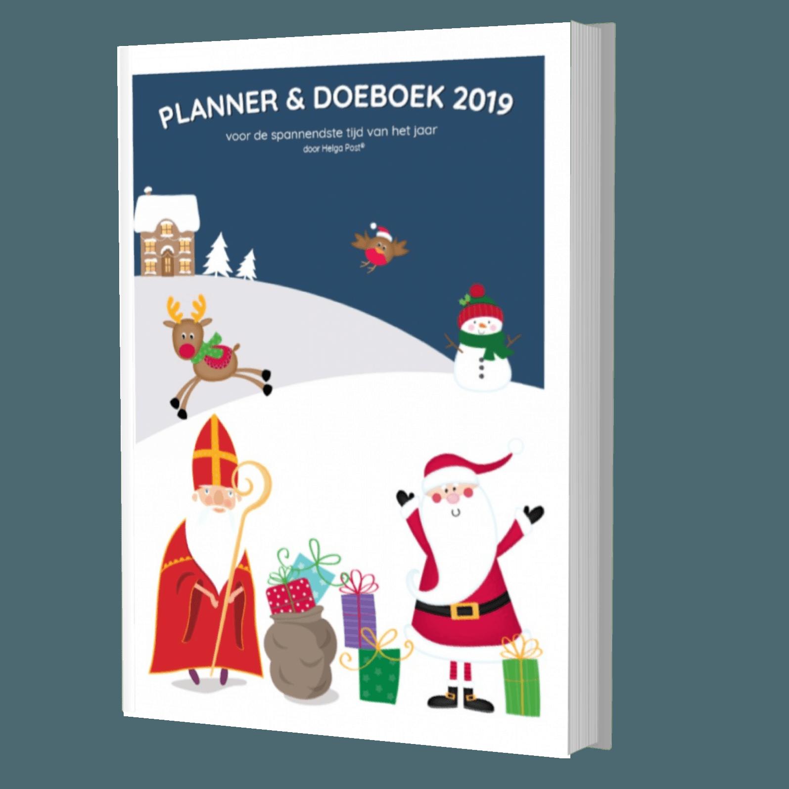 Planner en Doeboek 2019