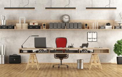 Afbeelding bij artikel: 6 Styling tips voor een opgeruimde werkplek