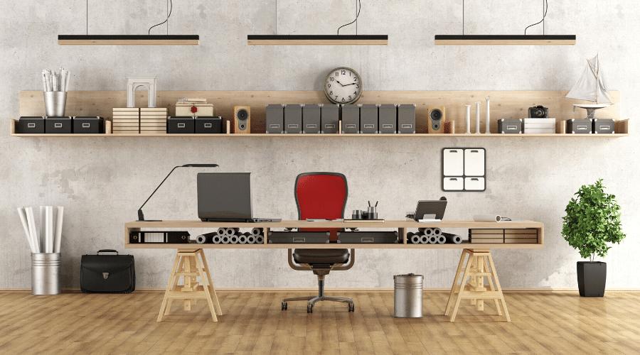 6 Styling tips voor een opgeruimde werkplek