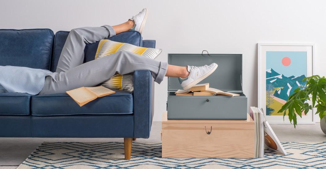 6 Styling tips voor een opgeruimde werkplek - opgeruimde werkplek