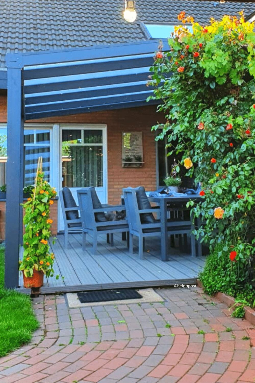 De 5 grootste voordelen van een terrasoverkapping