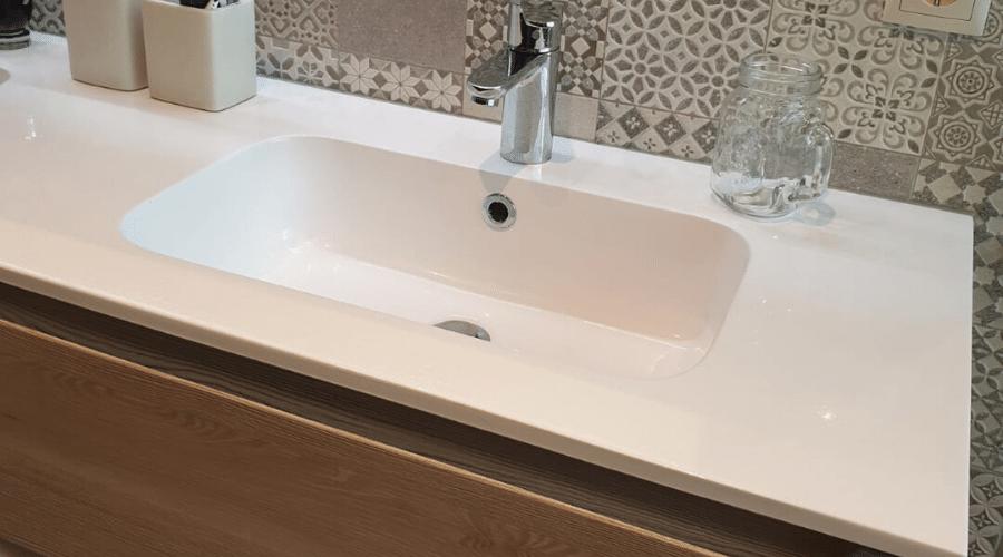 Wastafel in een badkamer - 10 Eisen aan mijn nieuwe badkamer