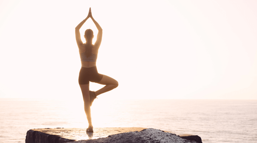 Yoga - hoe drukke vrouwen stress kwijtraken