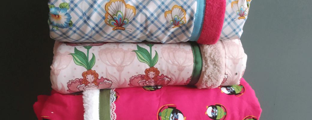 Knuzz breidt collectie uit met zachte kinder-woondekens -