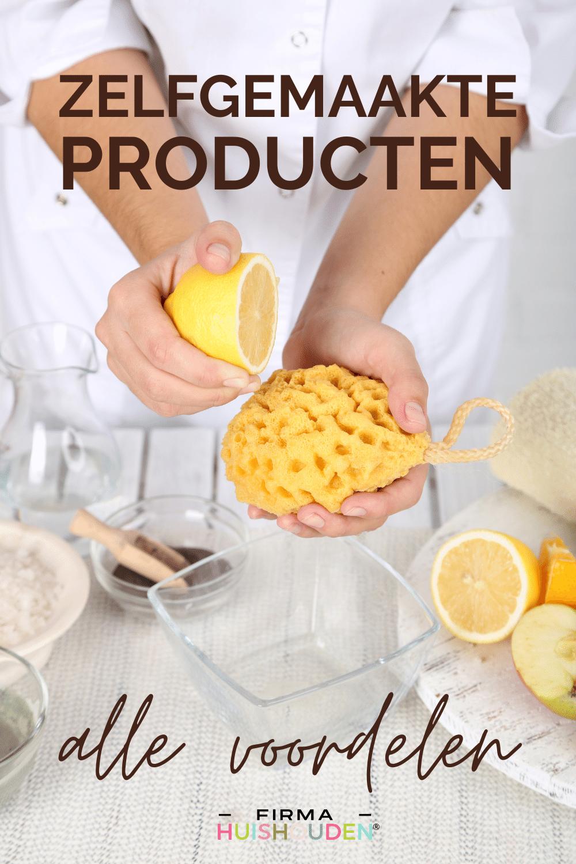 11 Voordelen van zelfgemaakte producten