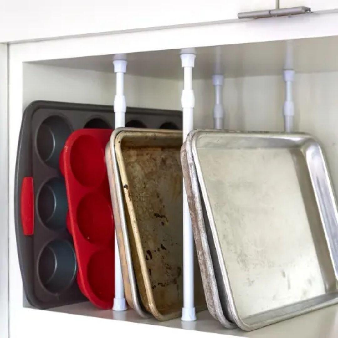 16 Efficiënte ideeën voor keuken organisatie en ruimte creëren - keuken organisatie