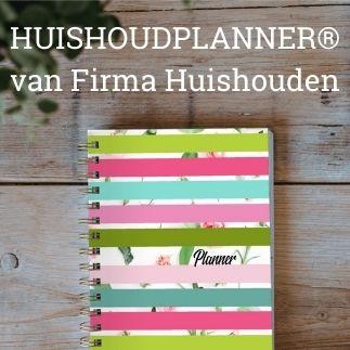 Huishoudplanner