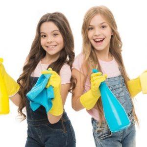 CHALLENGE! Opruimen met je gezin - kauwgom verwijderen