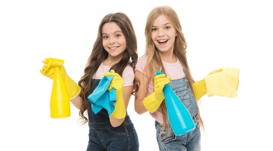 Betrek je kinderen vaker bij het huishouden (plus 2 recepten) - kinderen
