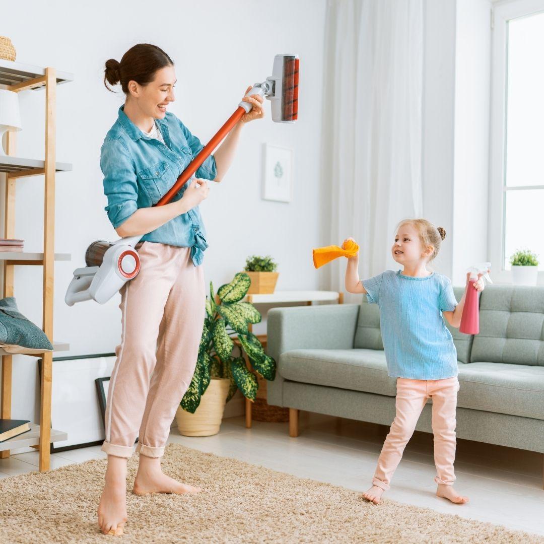 Succesvol huishouden cursus