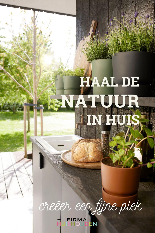 Het najaar komt, haal de natuur in huis en creëer een fijne plek - natuur in huis